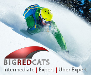 Big Red Catskiing Powder Guarantee