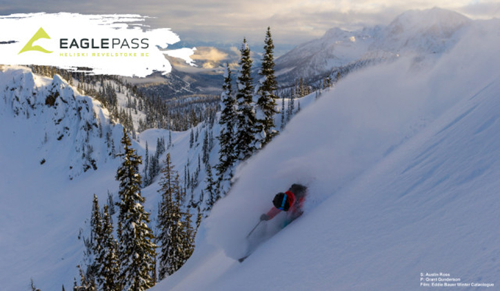 Win a Trip to Eagle Pass HeliSkiing